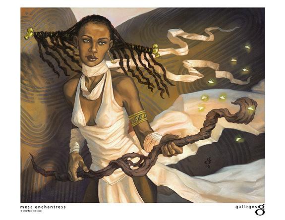 colonial enchanter postcolonial enchantress
