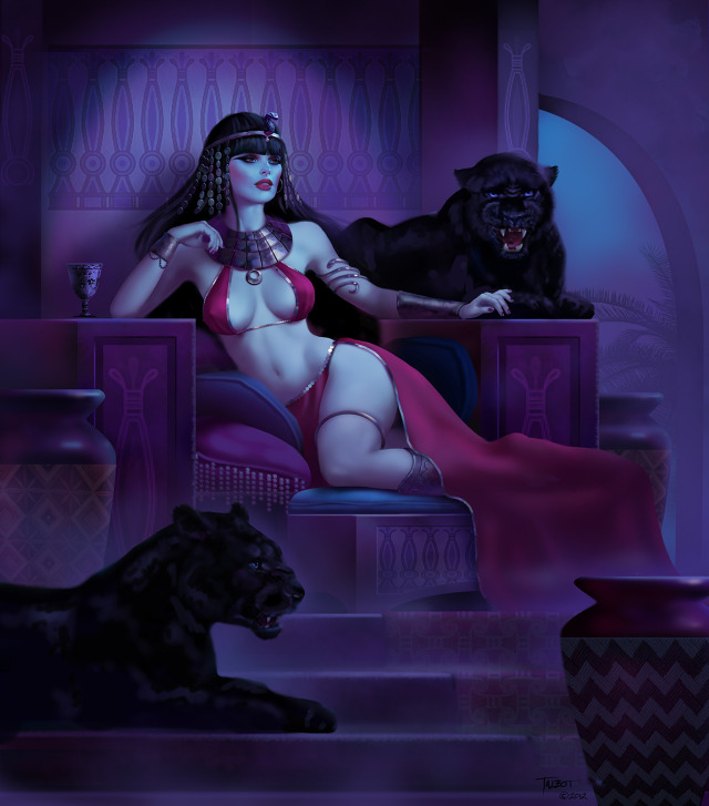 640x727_17213_Egyptian_Queen_A_Composition_in_Blue_and_Red_2d_fantasy_egyptian_queen_leopard_girl_woman_picture_image_digital_art.jpg