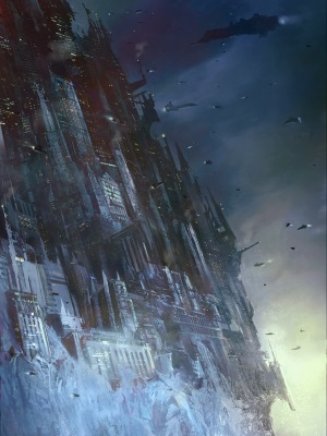 Image Credit: http://warhammer40k.wikia.com/wiki/File:Hive_City.jpg