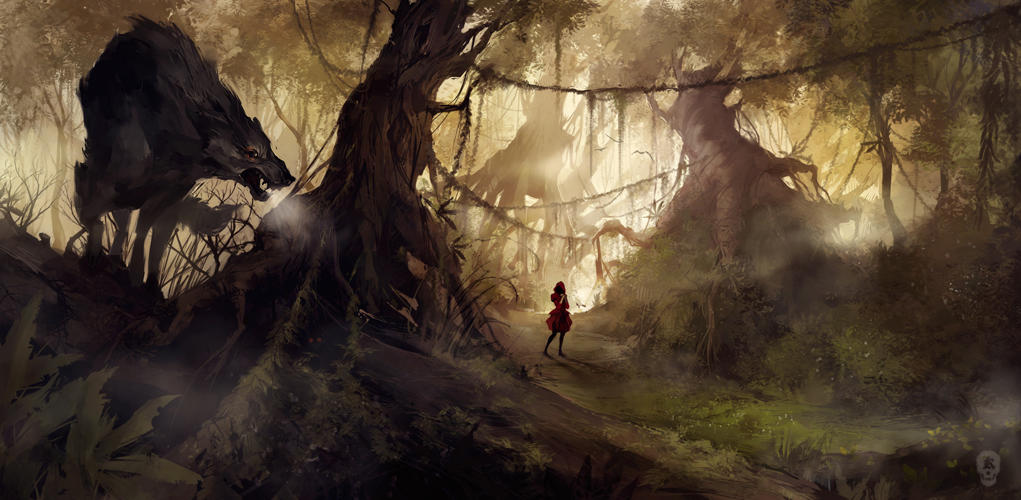 1021x500_564_The_Big_Bad_Wolf_2d_fantasy_forest_kid_wolf_child_picture_image_digital_art.jpg