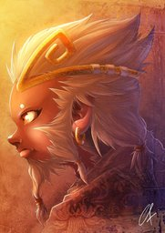 Vahn_the_monkey_king