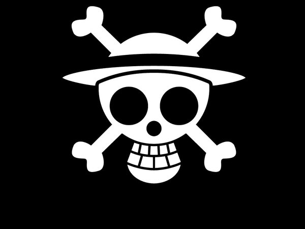 One piece flag by vamich