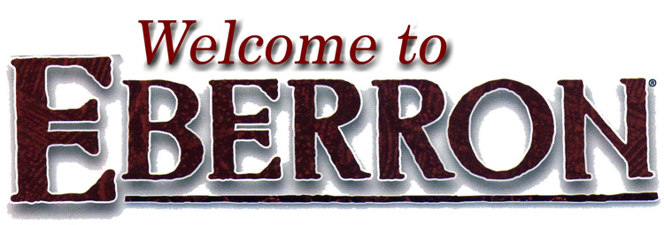 Welcome to eberron