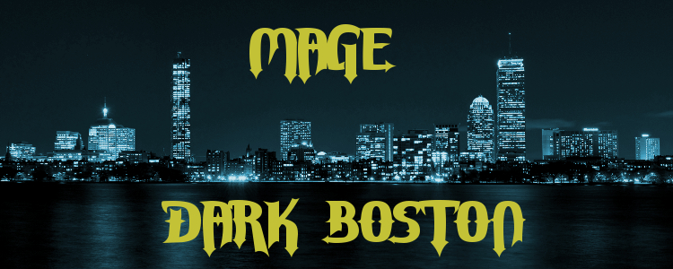 Dark boston