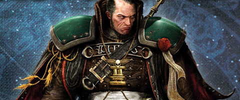 Eisenhorn and ravenor