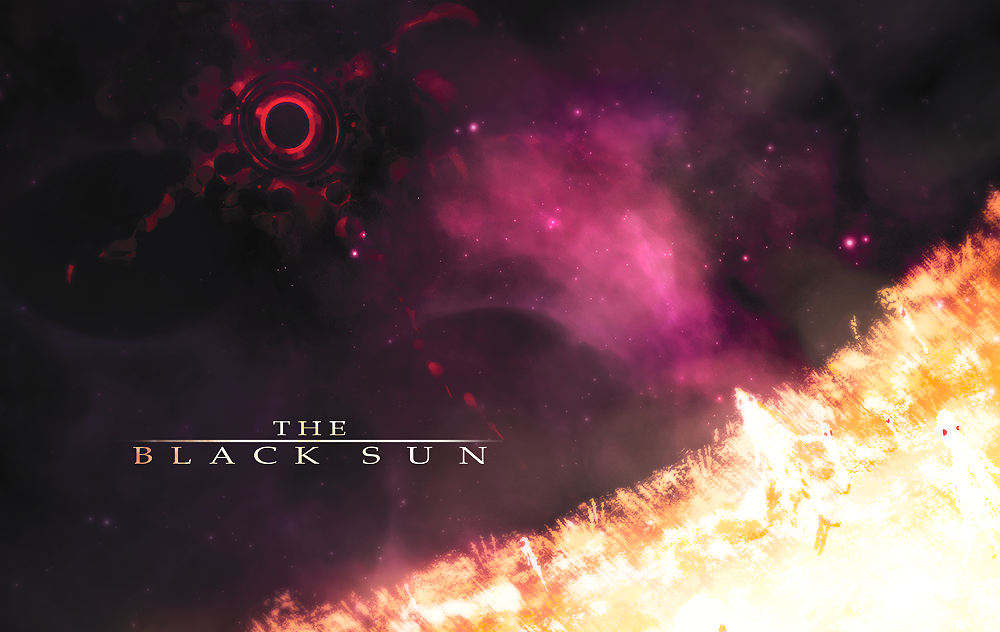 The black sun by aphrany d4yaj9u