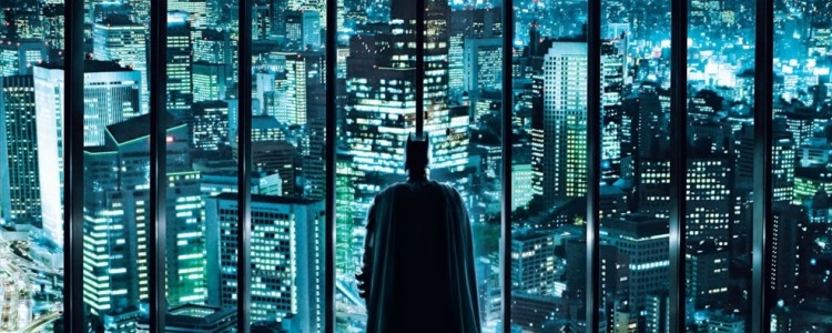 Gotham city dark knight