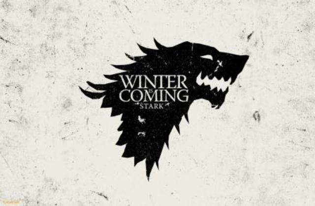 Stark winter is coming game of thrones 11