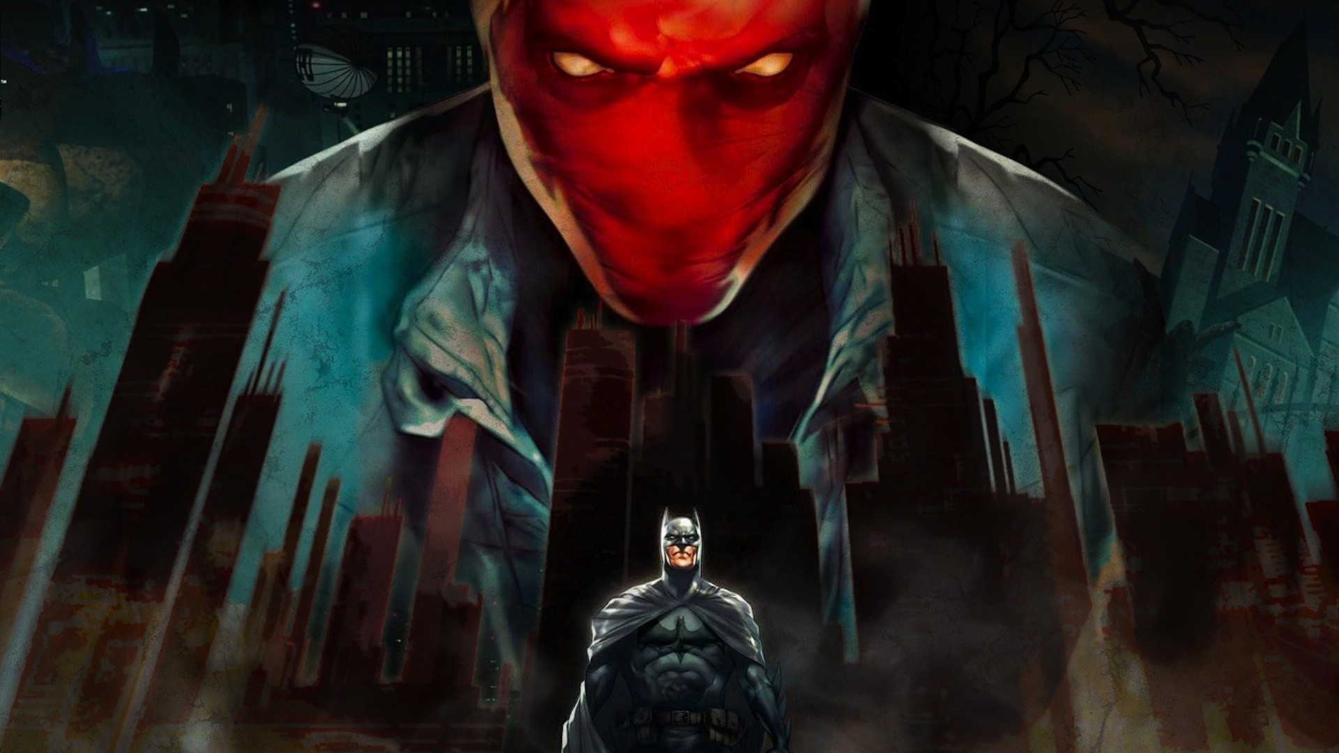 Batman under the red hood 1