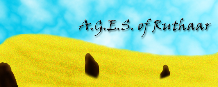 Ages banner with periods copy