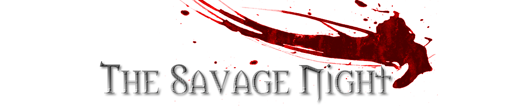 Savage night banner