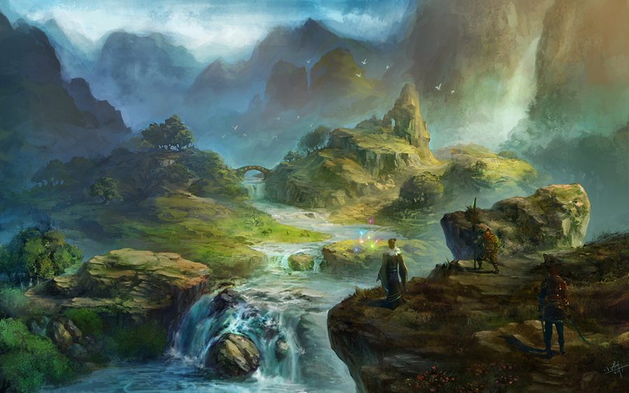 peaceful_valley_by_xiaoxinart-d3do1pt.jpg