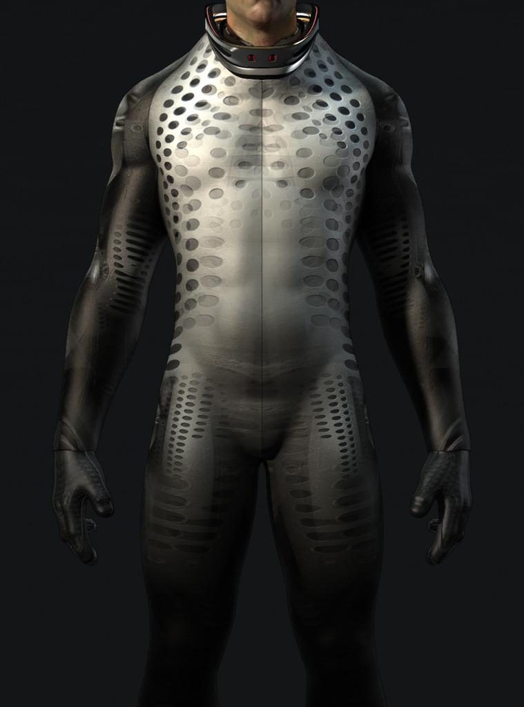 Light Body Armor | Edgerunners | Obsidian Portal