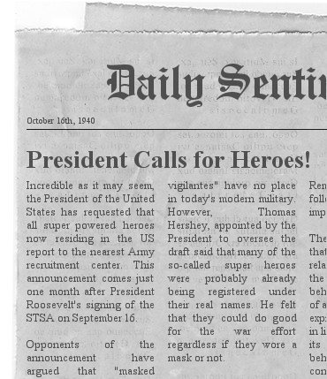 President_calls_for_heroes_newspaper_clipping.jpg