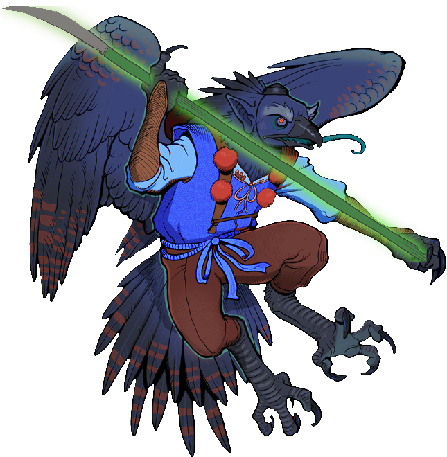 Tengu_color_by_missmonster.png