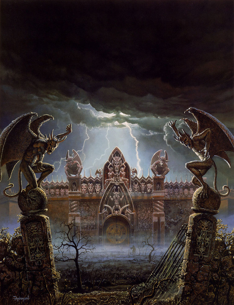 temple of elemental evil d d 5th demon tower of madness