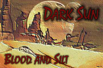 Blood and silt