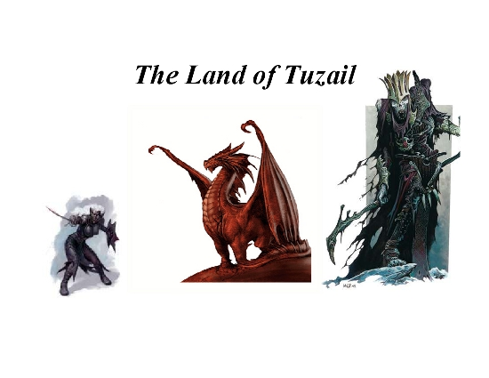 The land of tuzail