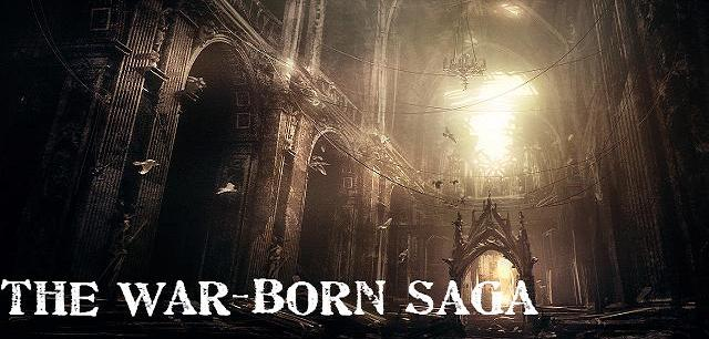 The war born saga banner
