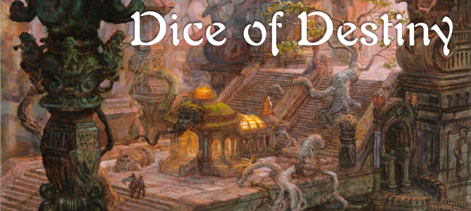 Dice of destinyr