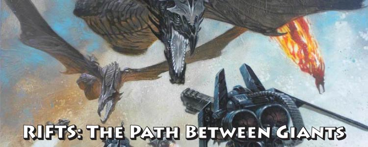 Path between giants