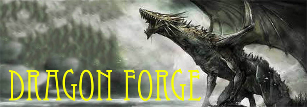 Dragon forge banner