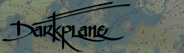 Darkplane map logo