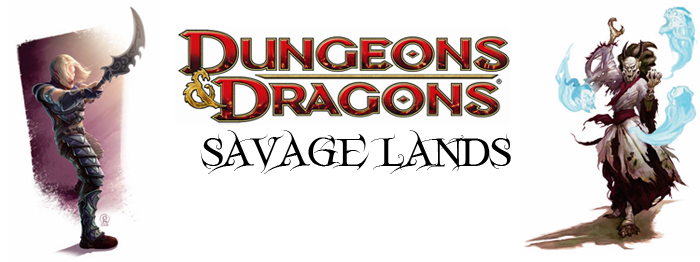 Savage lands logo