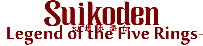 Legend of the five rings suikoden