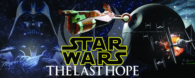 Star wars last hope