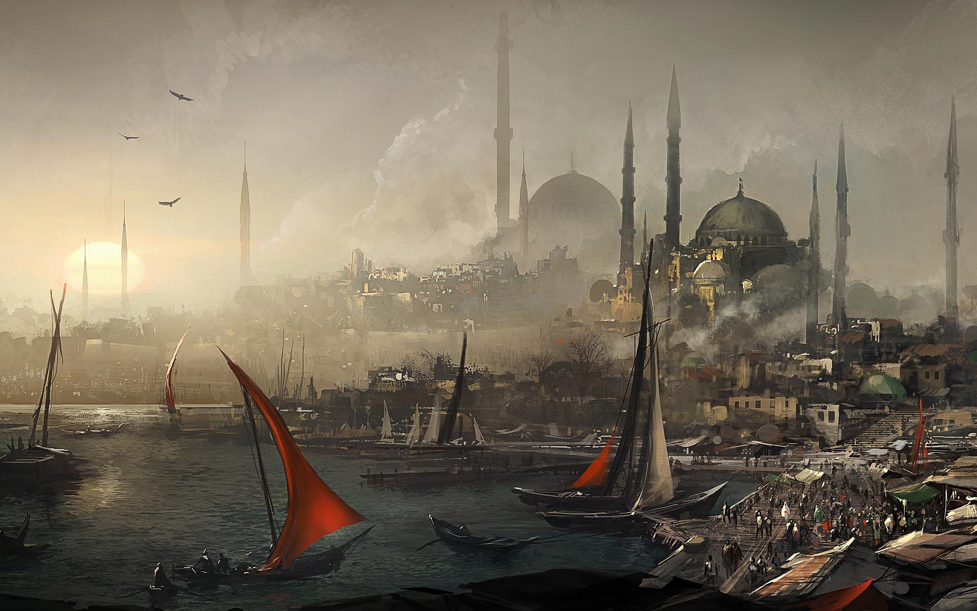 Istanbul wallpaper 10