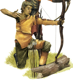 Wood Elf | Forgotten Realms 'Shards of Ancient Rune