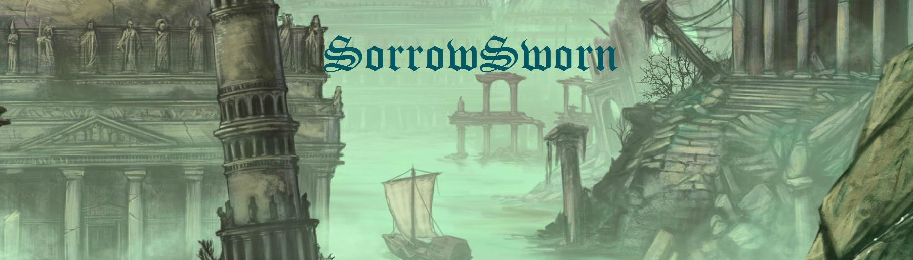 Sorrowsworn banner