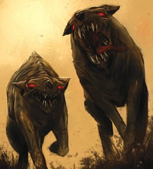 Blight Wolves