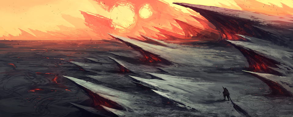 Ashes by ishutani d6jqr6n