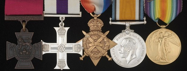 Chavasse medals 2692575b