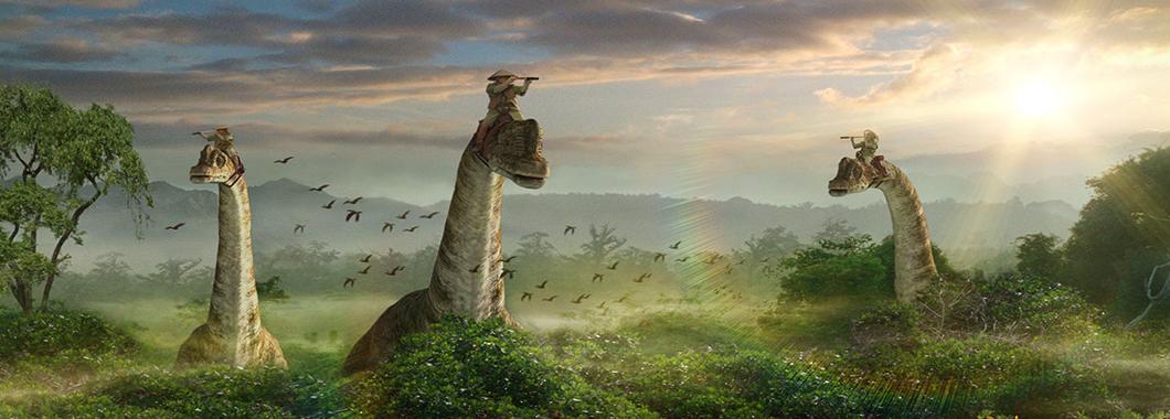 Dinotopia banner