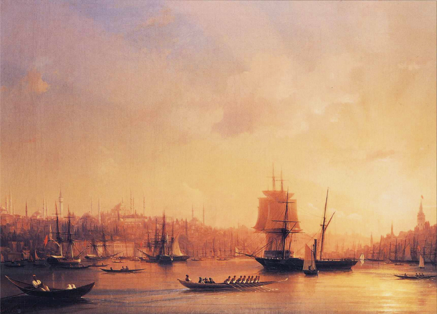 Ivan_Constantinovich_Aivazovsky_-_Dusk_on_the_Golden_Horn.jpg
