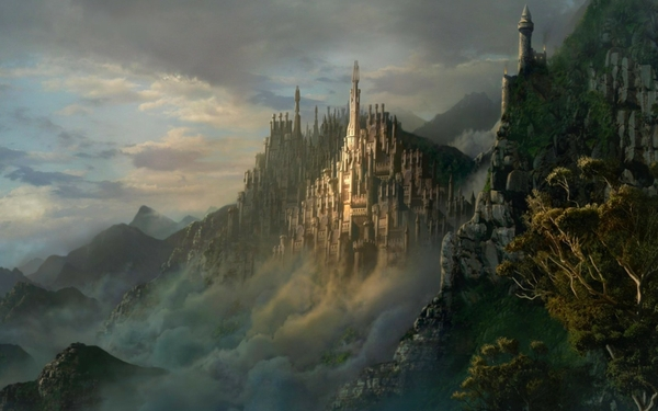 Fantasy landscapes castles cityscapes buildings 1680x1050 wallpaper wallpaperswa.com 38