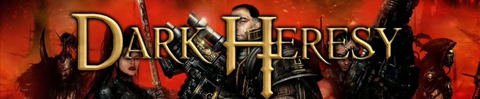 Dark heresy banner