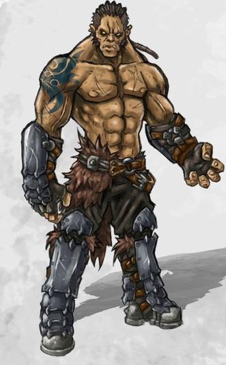 Sugash of Blackpine - Myth-Weavers
