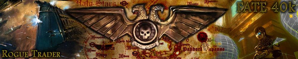 Fate 40k banner pandora expanse