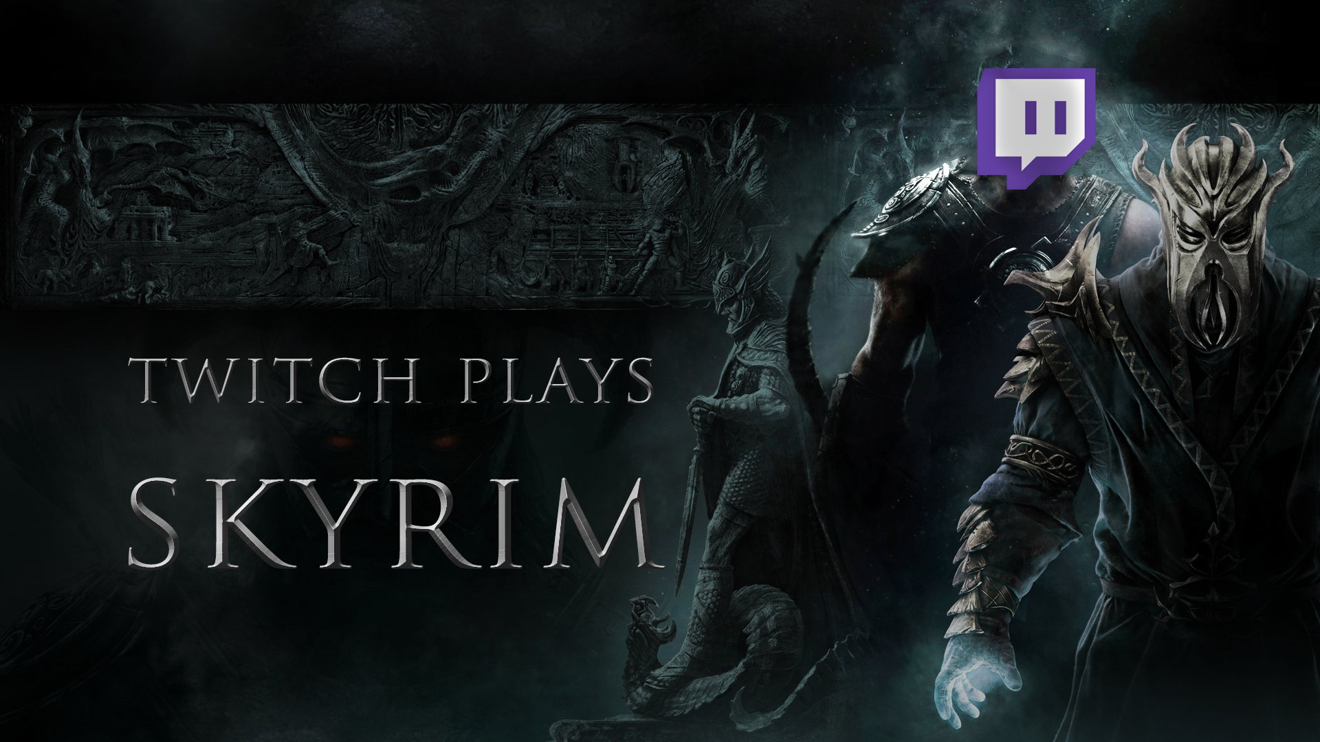 Twitchplaysskyrim wallpaper