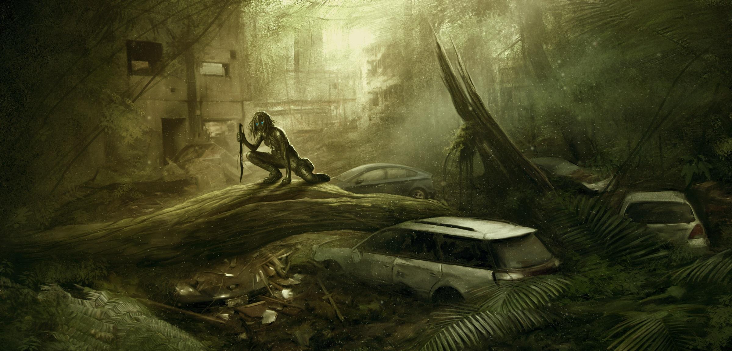 Art                                   post apocalypse 805148