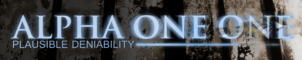Alpha one one banner1