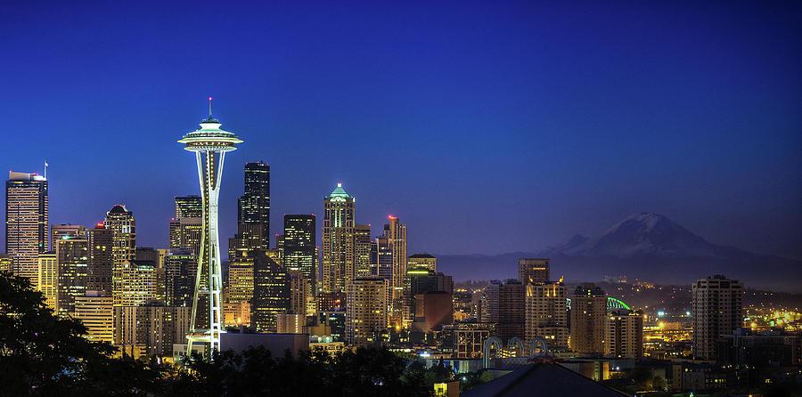 Seattle skyline sebastian schlueter sibbiblue