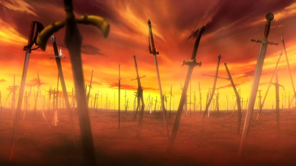 Sword battlefield