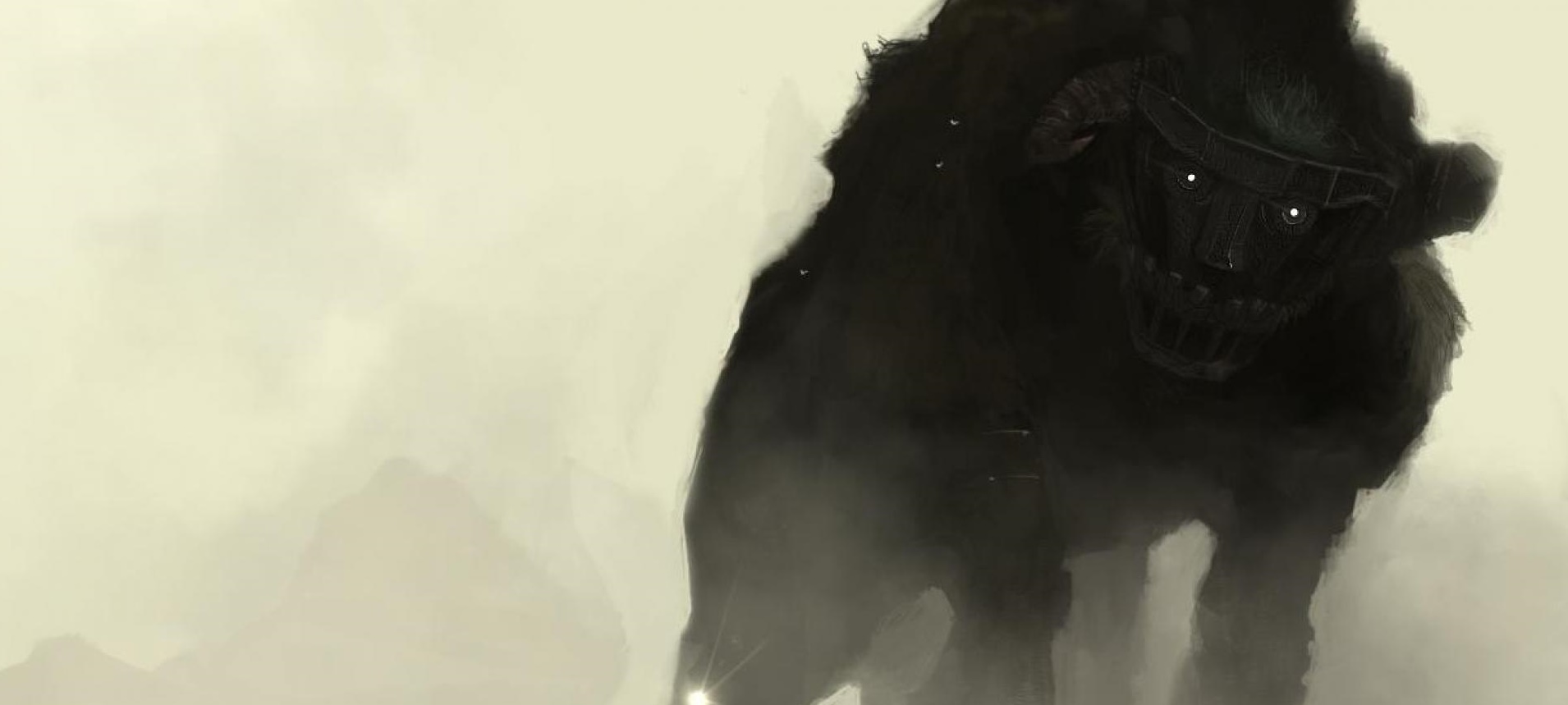 1920x1080 shadow of the colossus artwork monster hd wallpaper