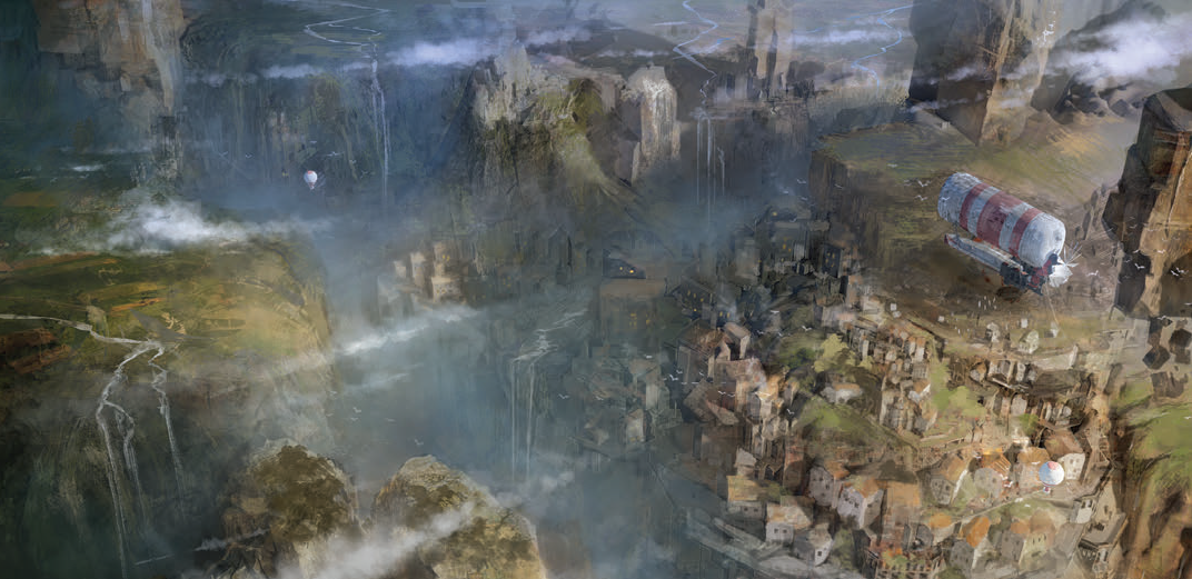 Numenera lands city of stirthal