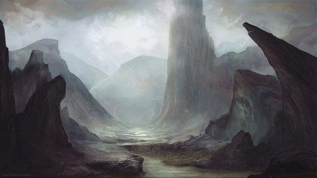 Fantasy environment by m delcambre d7mc68z
